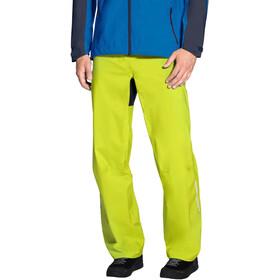 VAUDE Moab Regnbukser Herrer, bright green